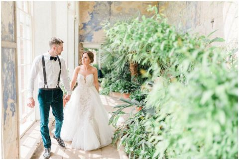 Calke Abbey Wedding instagram wedding influencer wedding photographer 063(pp w480 h322)