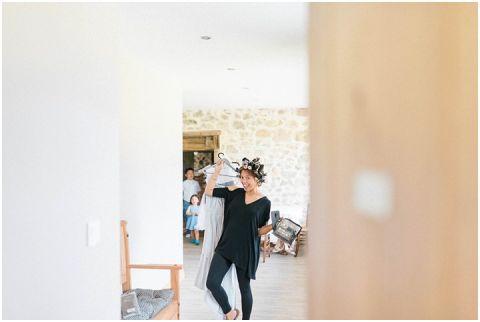 Domaine De Grolhier Wedding Photography 015(pp w480 h322)