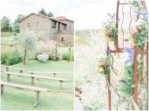 Domaine De Grolhier Wedding Photography 017(pp w480 h358)