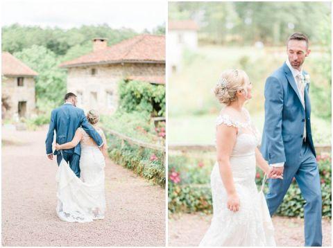 Domaine De Grolhier Wedding Photography 055(pp w480 h358)