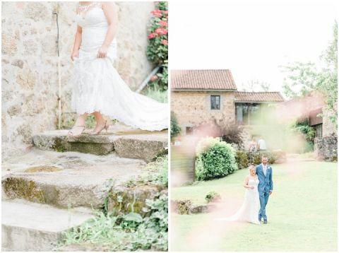 Domaine De Grolhier Wedding Photography 066(pp w480 h358)