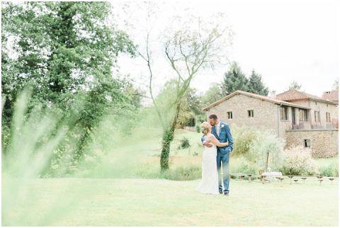 Domaine De Grolhier Wedding Photography 076(pp w480 h322)
