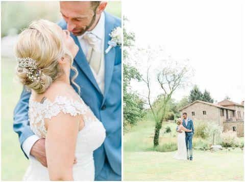 Domaine De Grolhier Wedding Photography 077(pp w480 h358)