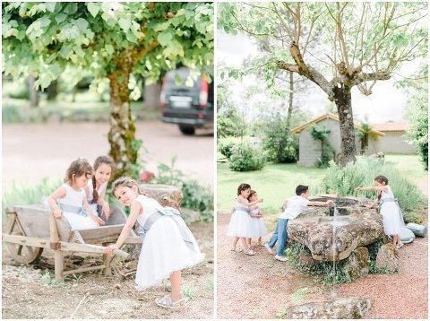 Domaine De Grolhier Wedding Photography 097(pp w480 h358)