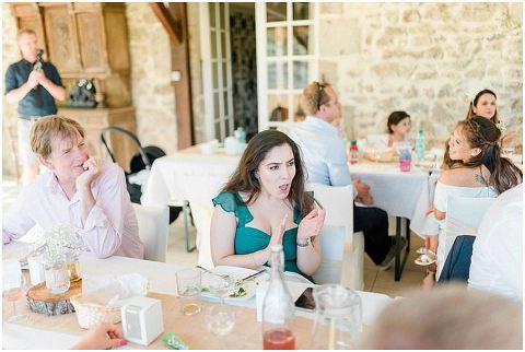 Domaine De Grolhier Wedding Photography 107(pp w480 h322)
