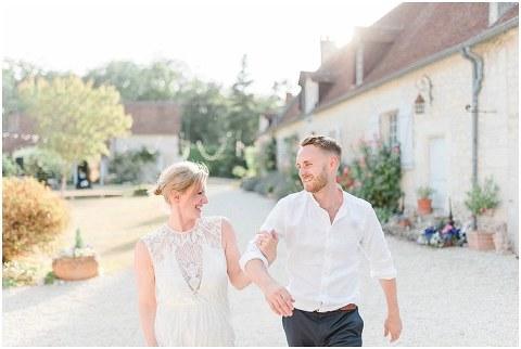 Manoir de la Foulquetiere Loire Valley wedding venue France destination wedding france 090(pp w480 h322)