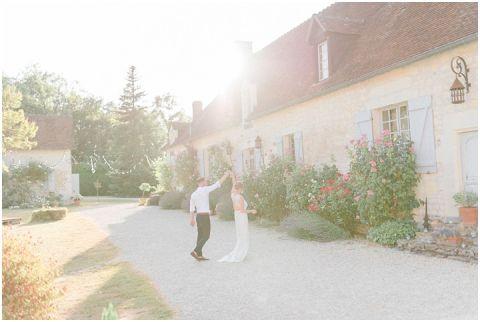Manoir de la Foulquetiere Loire Valley wedding venue France destination wedding france 096(pp w480 h322)