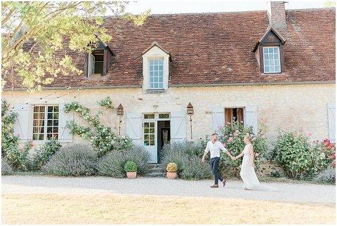 Manoir de la Foulquetiere Loire Valley wedding venue France destination wedding france 099(pp w480 h322)