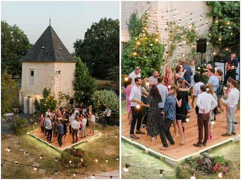 Manoir de la Foulquetiere Loire Valley wedding venue France destination wedding france 124(pp w480 h358)