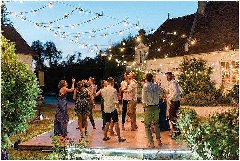 Manoir de la Foulquetiere Loire Valley wedding venue France destination wedding france 127(pp w480 h322)