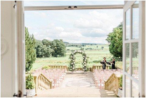 Woodhill Hall wedding outdoor wedding venue Northumberland 004(pp w480 h322)