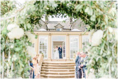 Woodhill Hall wedding outdoor wedding venue Northumberland 026(pp w480 h322)