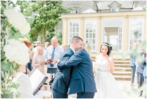 Woodhill Hall wedding outdoor wedding venue Northumberland 027(pp w480 h322)