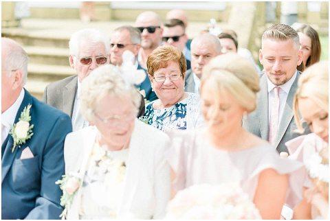 Woodhill Hall wedding outdoor wedding venue Northumberland 032(pp w480 h322)