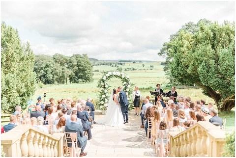 Woodhill Hall wedding outdoor wedding venue Northumberland 033(pp w480 h322)