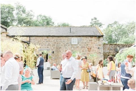 Woodhill Hall wedding outdoor wedding venue Northumberland 050(pp w480 h322)