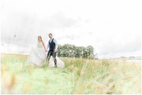 Woodhill Hall wedding outdoor wedding venue Northumberland 057(pp w480 h322)