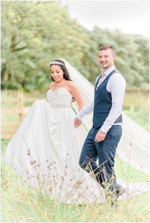 Woodhill Hall wedding outdoor wedding venue Northumberland 063(pp w480 h716)