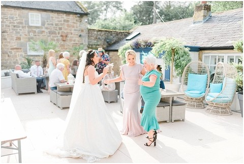 Woodhill Hall wedding outdoor wedding venue Northumberland 090(pp w480 h322)