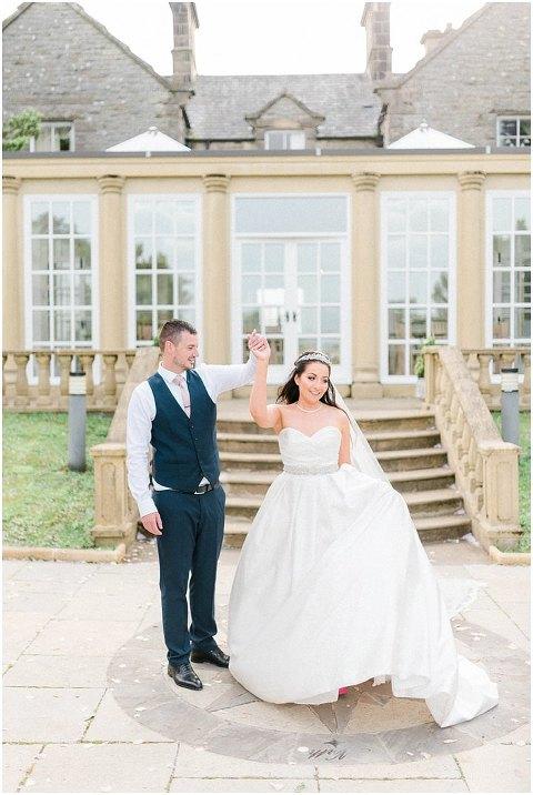 Woodhill Hall wedding outdoor wedding venue Northumberland 092(pp w480 h716)
