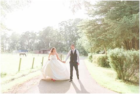 Woodhill Hall wedding outdoor wedding venue Northumberland 095(pp w480 h322)