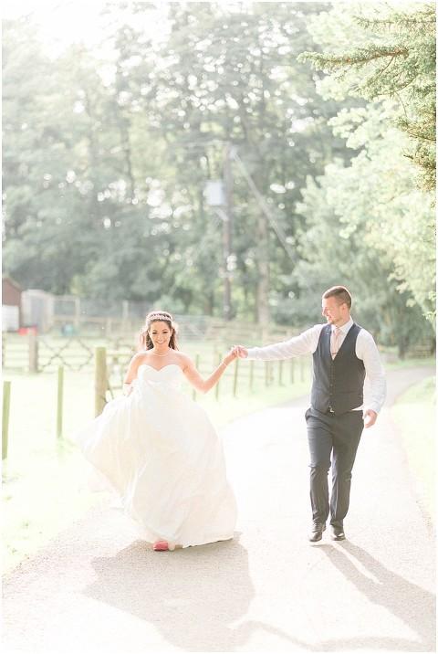 Woodhill Hall wedding outdoor wedding venue Northumberland 097(pp w480 h716)
