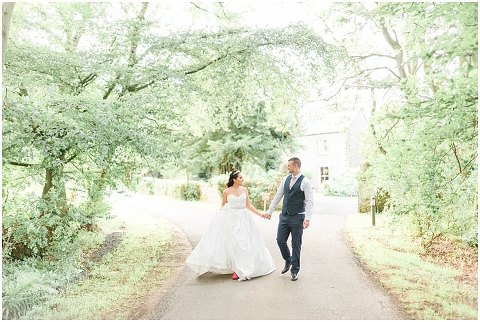 Woodhill Hall wedding outdoor wedding venue Northumberland 103(pp w480 h322)