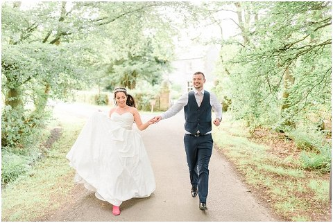 Woodhill Hall wedding outdoor wedding venue Northumberland 104(pp w480 h322)
