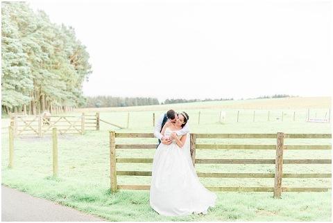 Woodhill Hall wedding outdoor wedding venue Northumberland 106(pp w480 h322)