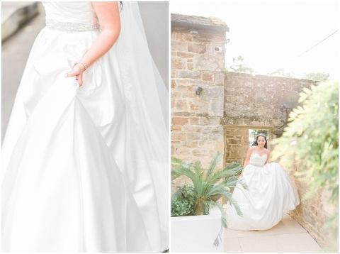 Woodhill Hall wedding outdoor wedding venue Northumberland 108(pp w480 h358)