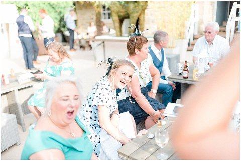 Woodhill Hall wedding outdoor wedding venue Northumberland 109(pp w480 h322)