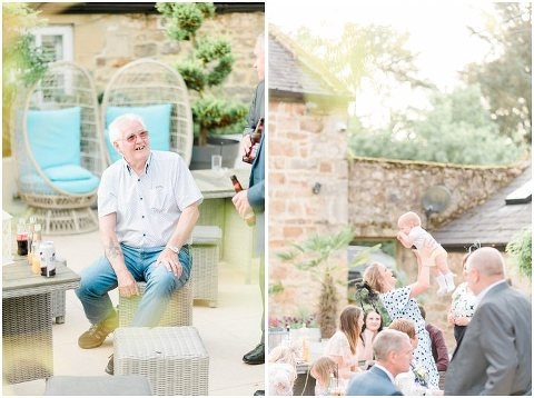 Woodhill Hall wedding outdoor wedding venue Northumberland 117(pp w480 h358)