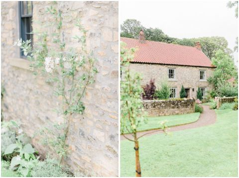Fig House Wedding sequin wedding dress Middleton Bright North Yorkshire Wedding Photographer 006(pp w480 h358)