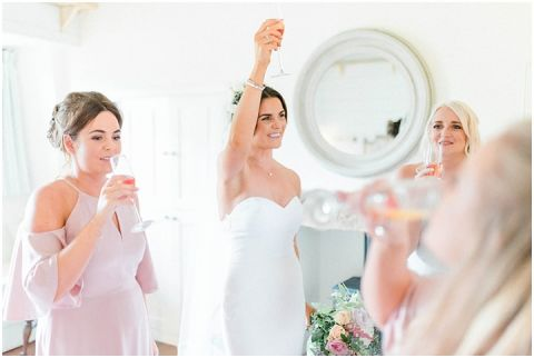 Fig House Wedding sequin wedding dress Middleton Bright North Yorkshire Wedding Photographer 041(pp w480 h322)