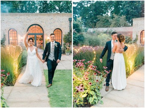 Fig House Wedding sequin wedding dress Middleton Bright North Yorkshire Wedding Photographer 170(pp w480 h358)