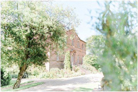 Newton Hall Wedding exterior(pp w480 h322)