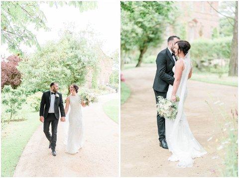 couples portraits in garden(pp w480 h358)