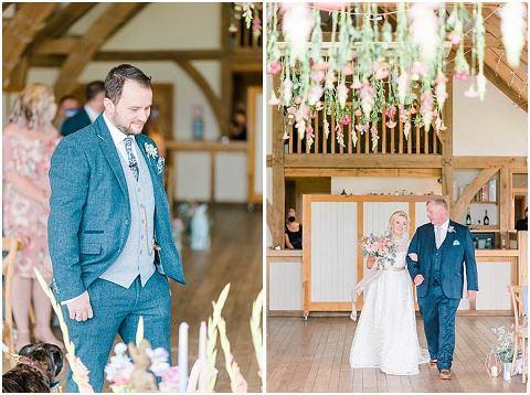 Colourful Flower Wedding Sandburn Hall Wedding 027(pp w480 h358)