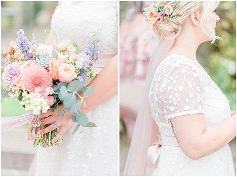 Colourful Flower Wedding Sandburn Hall Wedding 040(pp w480 h358)