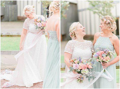 Colourful Flower Wedding Sandburn Hall Wedding 049(pp w480 h358)